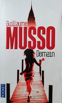 """Guillaume Musso """"Demain"""""""