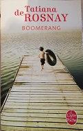 """Tatiana de Rosnay """"Boomerang"""""""
