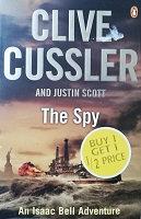 "Clive Cussler ""The spy"""