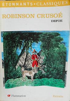 "Defoe ""Robinson Crusoe"""