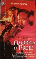 """William Gildman """"L'ombre et la proie"""""""