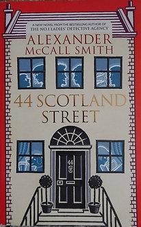 "Alexander McCall Smith ""44 Scotland Street"""