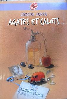 """Joseph Joffo """"Agates et Calots"""""""
