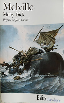 """Melville """"Moby Dick"""
