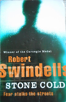"Robert Swindells ""Stone cold"""