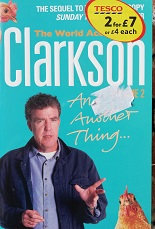 """Jeremy Clarkson """"And Another Thing..."""""""