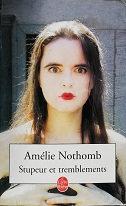 """Amélie Nothomb """"Stupeur et tremblements"""""""