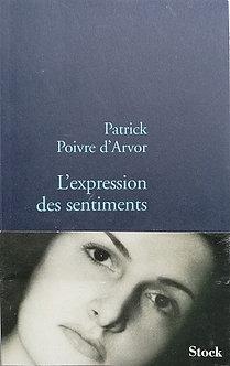 "Patrick Poivre d'Arvor ""L'expression des sentiments"""