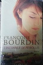 """Françoise Bourdin """"L'inconnue de Peyrolles"""""""