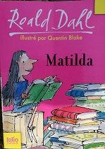 "Roald Dahl ""Mathilda"""