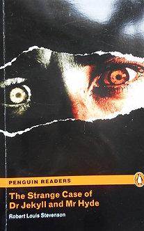 """Robert Louis Stevenson """"The strange case of Dc Jekyll and Mr Hyde"""""""