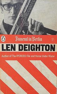 """Len Deighton """"Funeral in Berlin"""""""