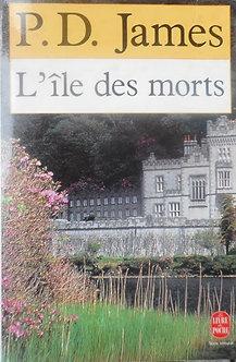"""P.D. James """"L'île des morts"""""""