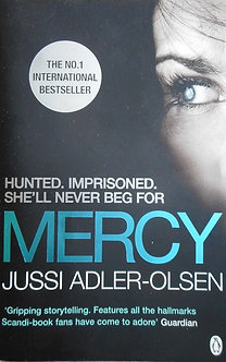 """Jussi Adler-Olsen """"Mercy"""""""