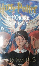 "J.K. Rowling ""Harry Potter et l'ordre du Phénix"""