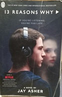 """Jay Asher """"13 reasons why"""""""