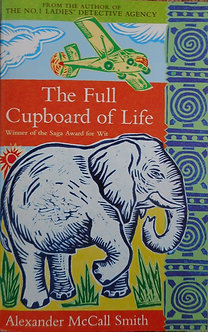 """Alexander McCall Smith """"The Full Cupboard of life"""""""