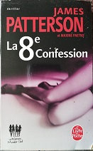 "James Patterson ""La 8è confession"""