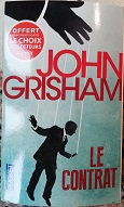 "John Grisham ""Le contrat"""