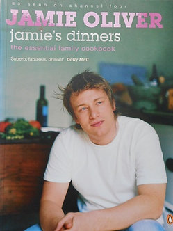 "Jamie Oliver ""Jamie's dinners"""