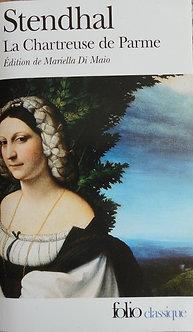"""Stendhal """"La Chartreuse de Parme"""""""