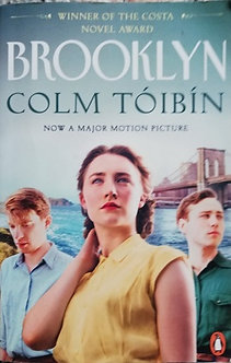 "Colm Toibin ""Brooklyn"""
