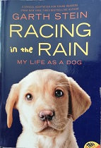 "Garth Stein ""Racing in the rain"""