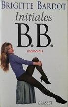 "Brigitte Bardot ""Initiales BB"""