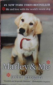 "John Grogan ""Marley & Me"""