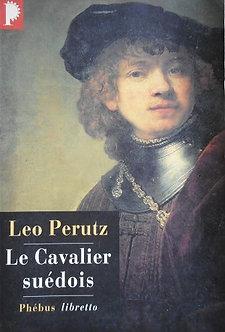 """Leo Perutz """"Le cavalier suédois"""""""