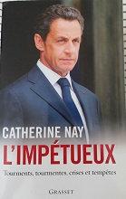 "Catherine Nay ""L'impétueux"""