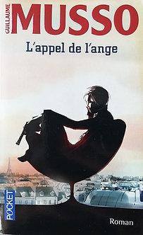 """Guillaume Musso """"L'appel de l'ange"""""""