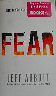 """Jeff Abbott """"Fear"""""""