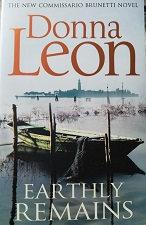 "Donna Leon ""Eathly Remains"""