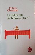 """Philippe Claudel """"La petite fille de Monsieur Linh"""""""