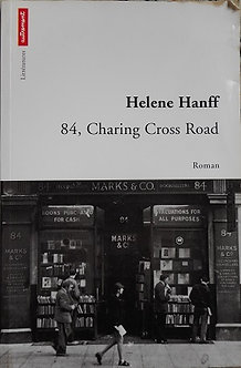 "Helene Hanff ""84, Charing Cross Road"""