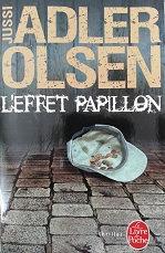 """Jussi Adler Olsen """"L'effet papillon"""""""