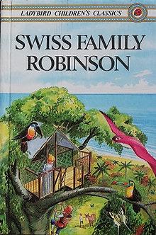 """Johann Wyss """"Swiss Family Robinson"""""""