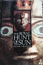 "Peter Schaffer ""The Royal Hunt of the sun"""