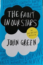"""John Green """"The fault in our stars"""""""