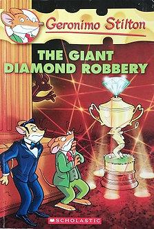 """Geronimo Stilton """"The giant diamond Robbery"""""""