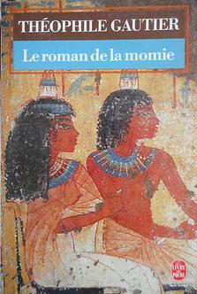 """Théophile gautier """"Le roman de la momie"""""""