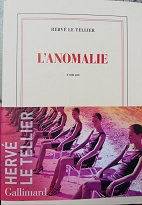 "Hervé Letellier ""L'anomalie"""