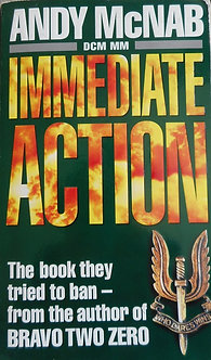"Andy McNab ""Immediate action"""
