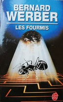 """Bernard Werber """"Les fourmis"""""""