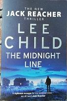 "Lee Child ""the midnight line"""