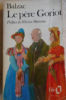 """Balzac """"Le père Goriot"""""""