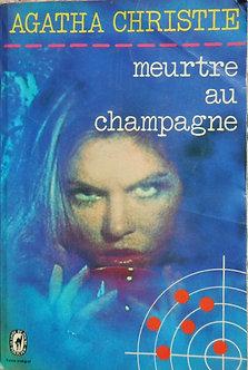 """Agatha Christie """"meurtre au champagne"""""""