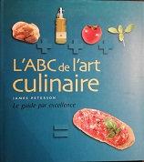 """James Peterson """"L'ABC de l'art culinaire"""""""