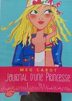 """Meg Cabot """"Journal d'une princesse"""""""